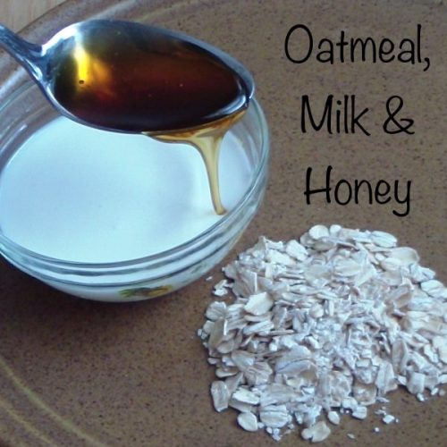 Oatmeal Milk Honey