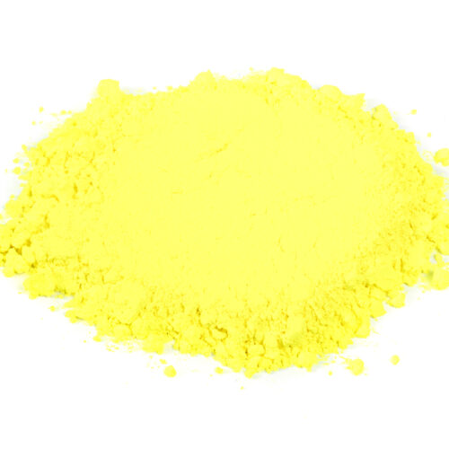 canary yellow pigment