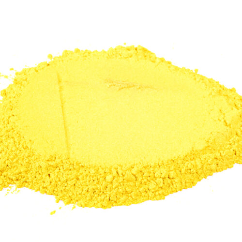 goldenrod yellow mica