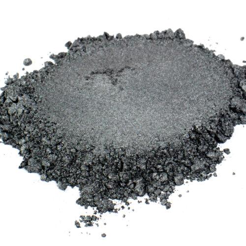 gun metal gray mica