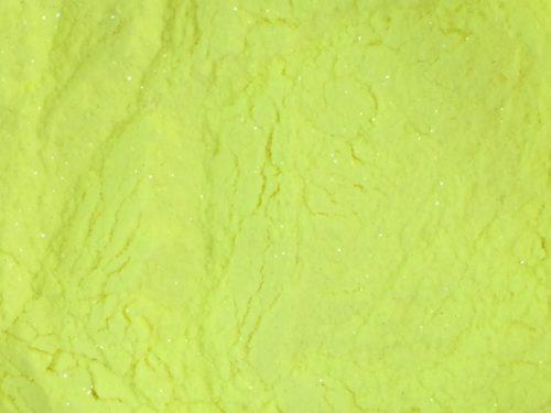 Sparkle Yellow Bath Bomb Color