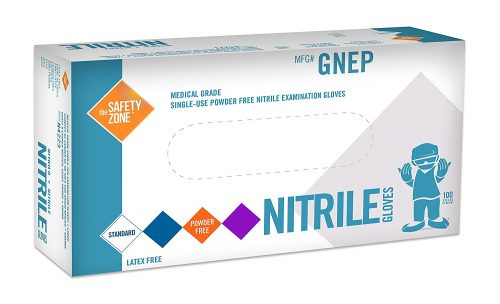 Glove Nitrile Medium