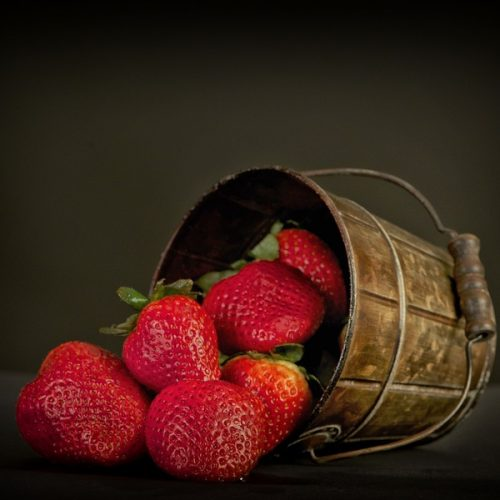 Strawberry Musk