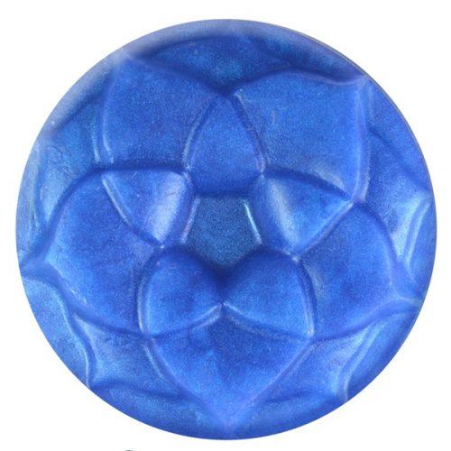 Bell bottom blue mica