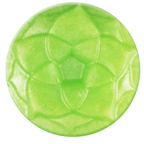 Lime green mojito mica
