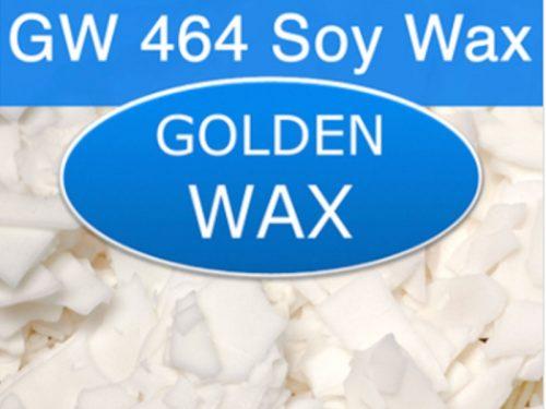 464 wax(Golden Wax 464 Soy Wax)