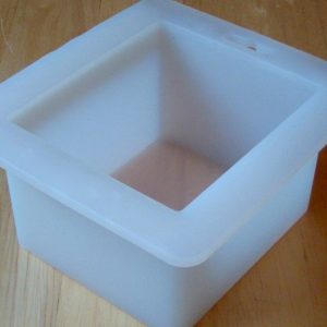 1lb Mini Square Mold