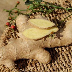Ginger Type Fragrance Oil