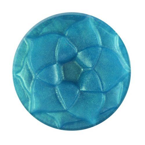 Azure blue mica
