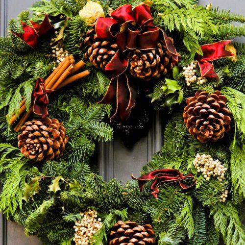 Christmas Wreath Fragrance