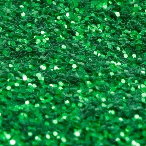 Emerald green glitter 1