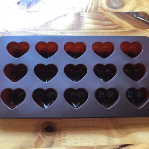 Heart mold 2