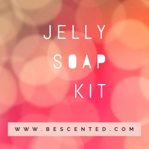 Jelly soap kit