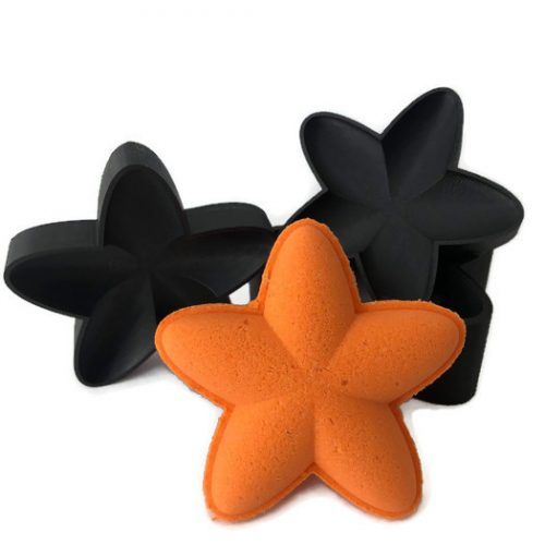 Bubble Star Bath Bomb Mold