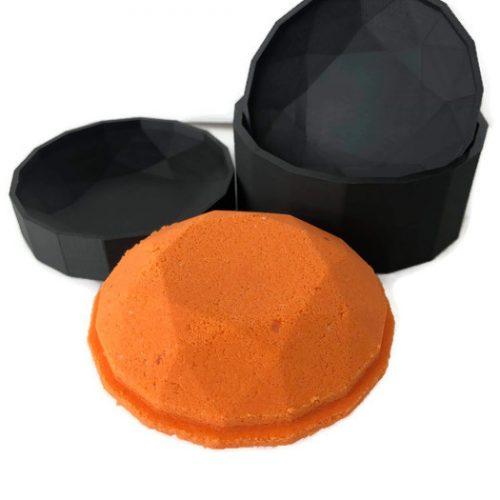Gemstone Bath Bomb Mold