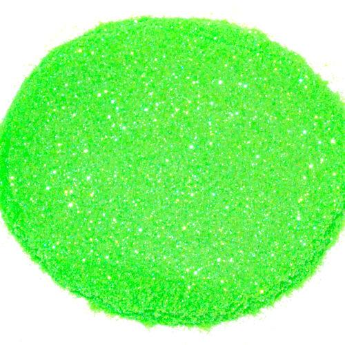 limelight green glitter
